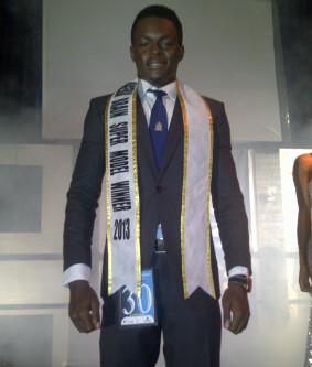 Winner Male Category