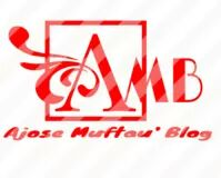 Welcome to Ajose Muftau Blog